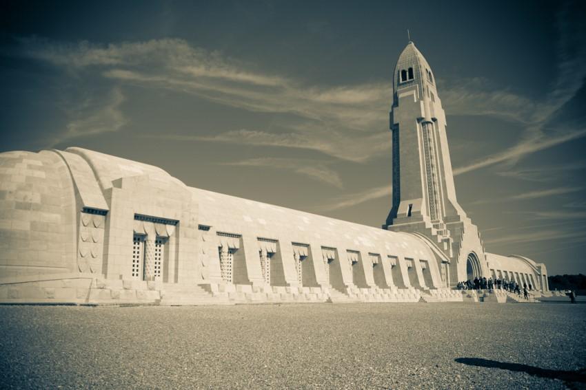 Beinhaus von Verdun
