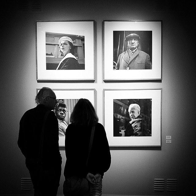 Ausstellung mit Vivian Maiers Bildern