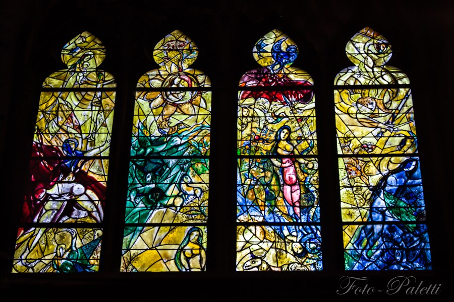 Kirchenfenster_Chagall